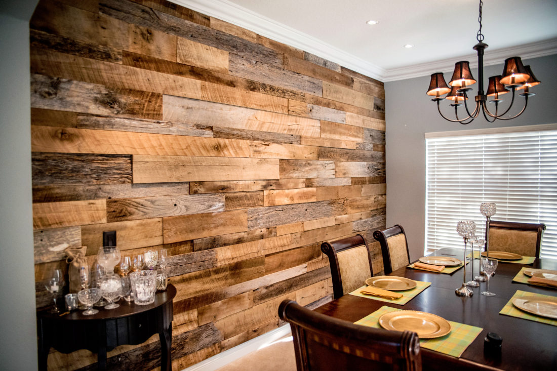 Image result for wood accent wall